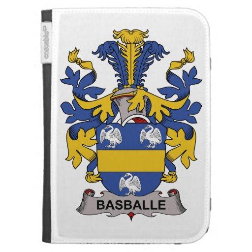 Escudo de la familia de Basballe