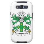 Escudo de la familia de Basingwerk Samsung Galaxy S3 Coberturas
