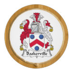 Escudo de la familia de Baskerville