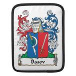 Escudo de la familia de Basov Funda Para iPads