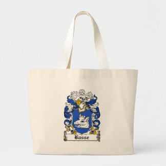 Escudo de la familia de Basse Bolsas De Mano
