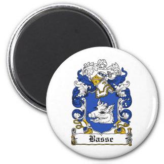 Escudo de la familia de Basse Imán De Frigorifico