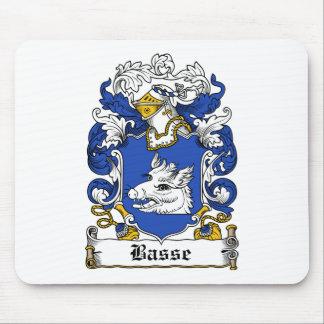 Escudo de la familia de Basse Alfombrilla De Ratones