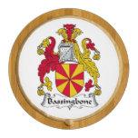 Escudo de la familia de Bassingbone