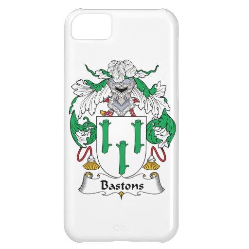 Escudo de la familia de Bastons Funda Para iPhone 5C