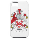 Escudo de la familia de Bates iPhone 5 Case-Mate Coberturas
