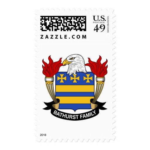 Escudo de la familia de Bathurst Envio