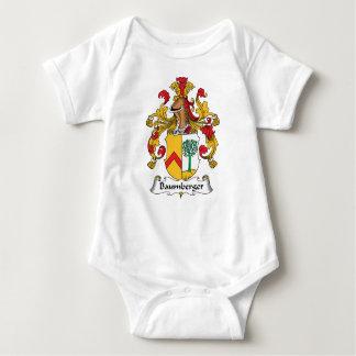 Escudo de la familia de Baumberger Mameluco De Bebé