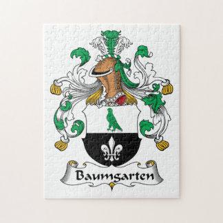 Escudo de la familia de Baumgarten Rompecabezas