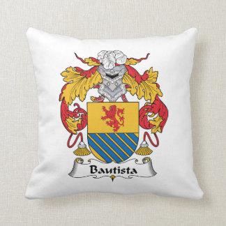 Escudo de la familia de Bautista Cojines