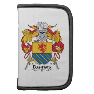 Escudo de la familia de Bautista Organizador
