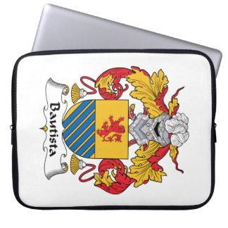 Escudo de la familia de Bautista Funda Ordendadores