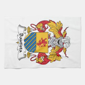 Escudo de la familia de Bautista Toalla