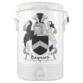 Escudo de la familia de Baynard Vaso Enfriador Igloo