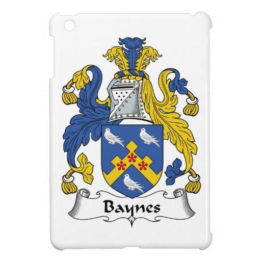 Escudo de la familia de Baynes