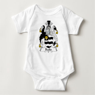 Escudo de la familia de Beake Camisas