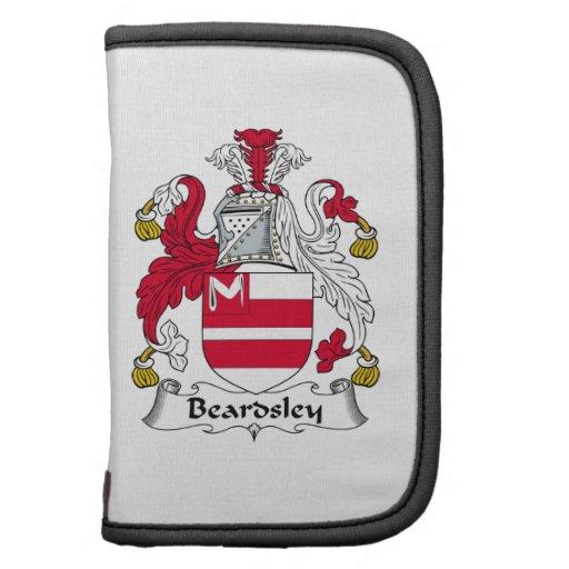 Escudo de la familia de Beardsley Organizadores