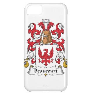 Escudo de la familia de Beaucourt