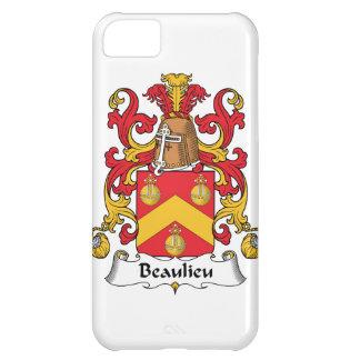 Escudo de la familia de Beaulieu