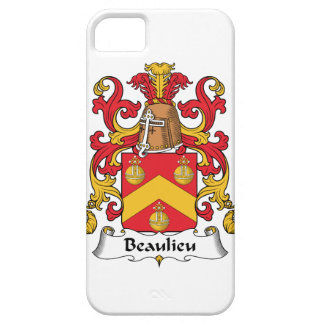 Escudo de la familia de Beaulieu iPhone 5 Case-Mate Protectores