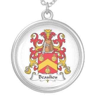 Escudo de la familia de Beaulieu Joyerías