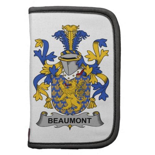 Escudo de la familia de Beaumont Organizadores