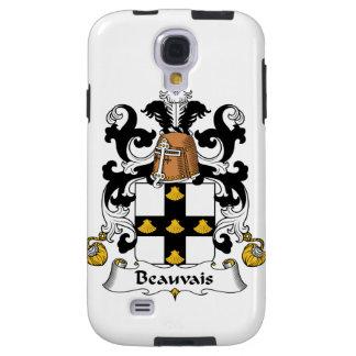 Escudo de la familia de Beauvais Funda Para Galaxy S4