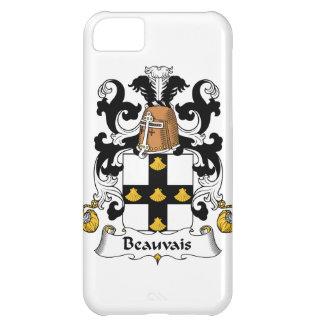 Escudo de la familia de Beauvais Funda Para iPhone 5C