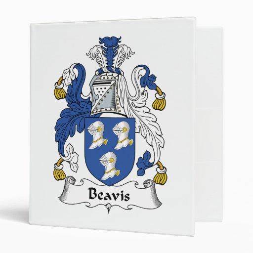 Escudo de la familia de Beavis