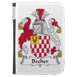 Escudo de la familia de Becher
