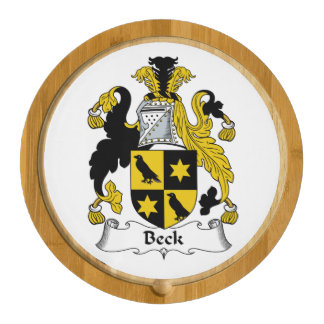 Escudo de la familia de Beck