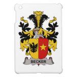 Escudo de la familia de Becker iPad Mini Protector