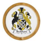 Escudo de la familia de Beckham