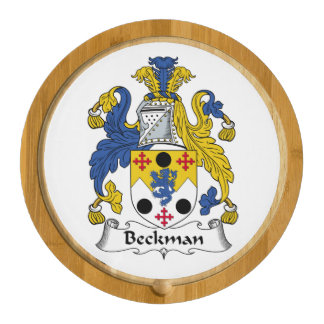 Escudo de la familia de Beckman