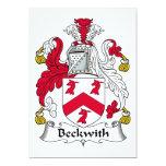 Escudo de la familia de Beckwith Anuncio