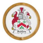 Escudo de la familia de Bedford