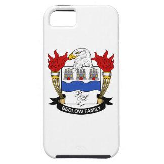 Escudo de la familia de Bedlow iPhone 5 Protectores