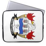 Escudo de la familia de Bedlow Fundas Portátiles