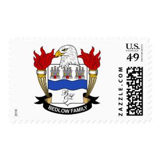 Escudo de la familia de Bedlow Sellos
