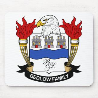 Escudo de la familia de Bedlow Alfombrilla De Ratones
