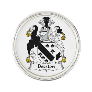 Escudo de la familia de Beeston Pin