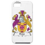 Escudo de la familia de Begg iPhone 5 Case-Mate Carcasa