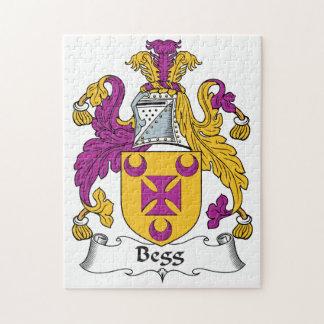 Escudo de la familia de Begg Puzzles Con Fotos