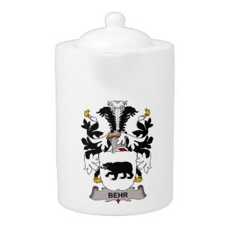 Escudo de la familia de Behr