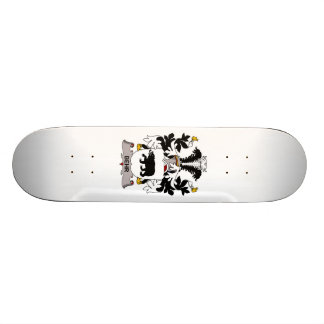 Escudo de la familia de Behr Tabla De Skate