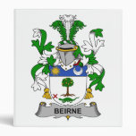 Escudo de la familia de Beirne