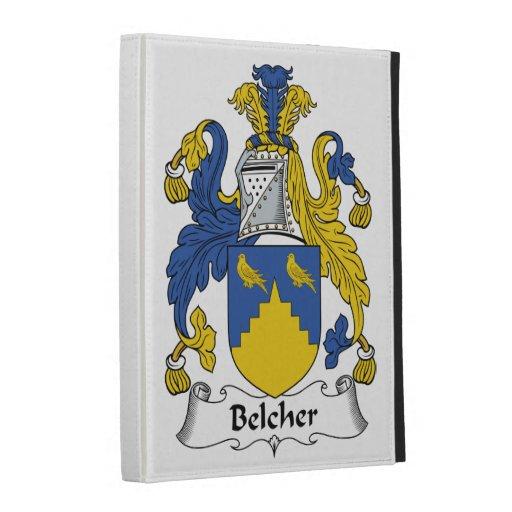 Escudo de la familia de Belcher