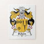 Escudo de la familia de Belem Puzzle
