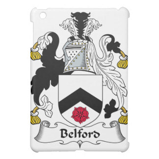 Escudo de la familia de Belford