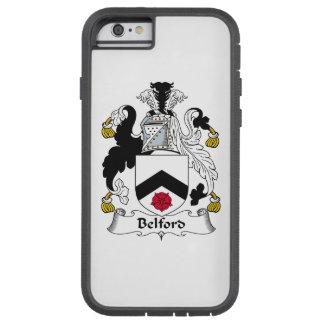 Escudo de la familia de Belford Funda De iPhone 6 Tough Xtreme